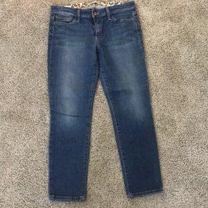 Joes crop jeans